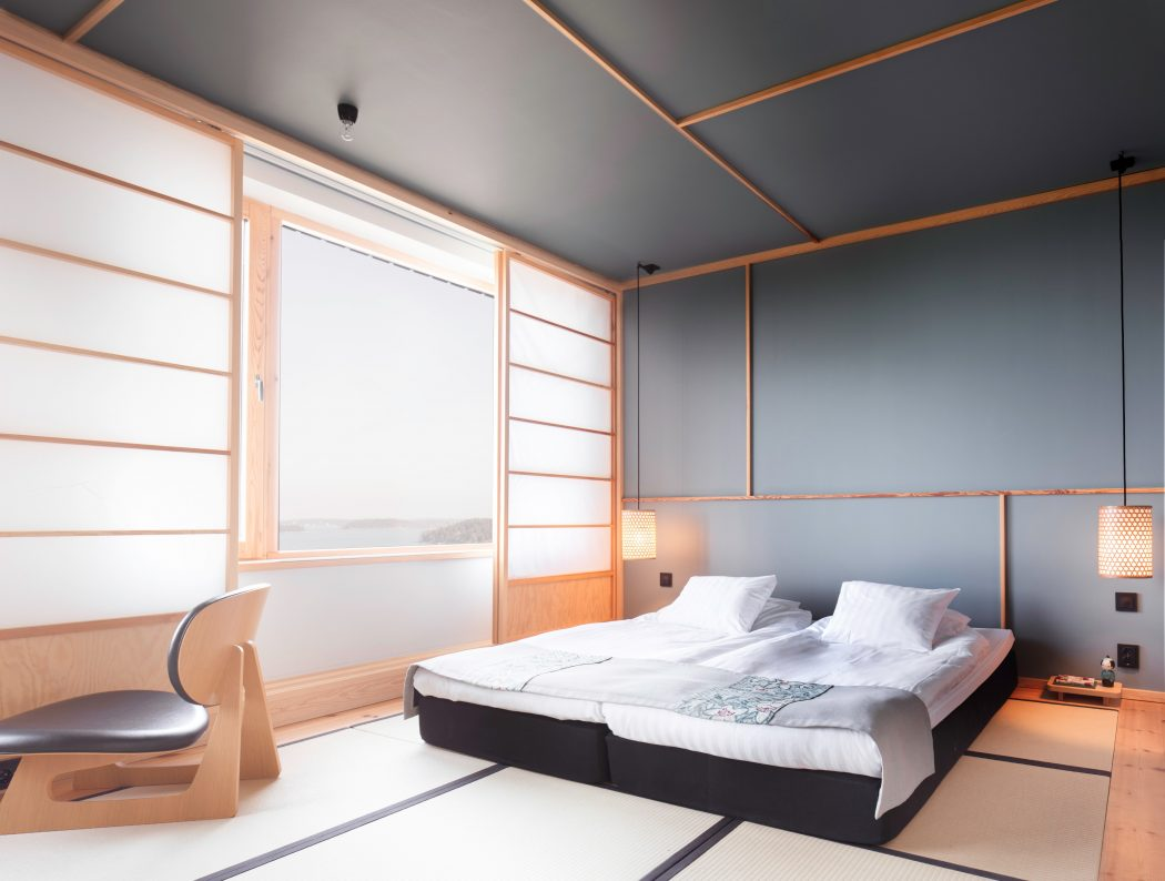 黑色简欧式小孩房床